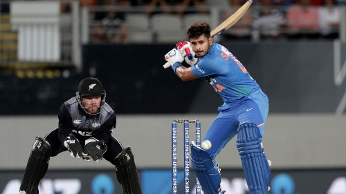 KL Rahul and Shreyas Iyer hit fifties as India overpower New Zealand
