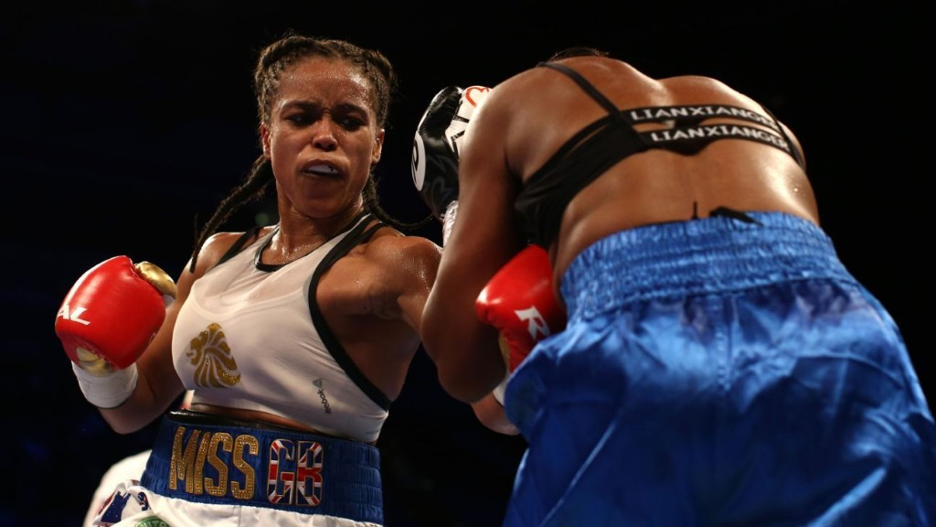 'Women's boxing needs these nights' - Harper, Jonas gear up for Fight Camp event