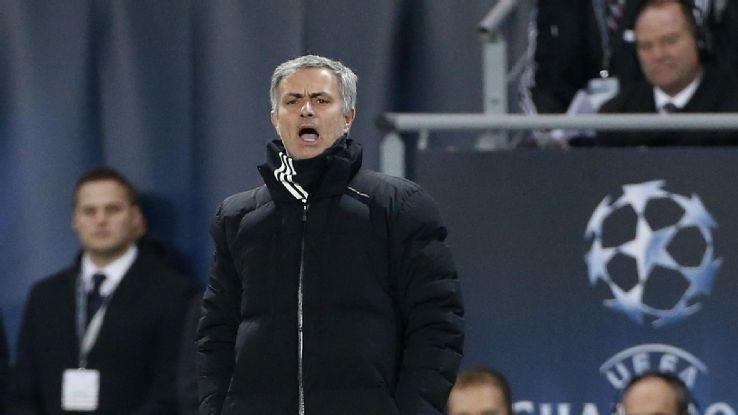 Eden Hazard was fouled 9 times against PSG says Jose Mourinho