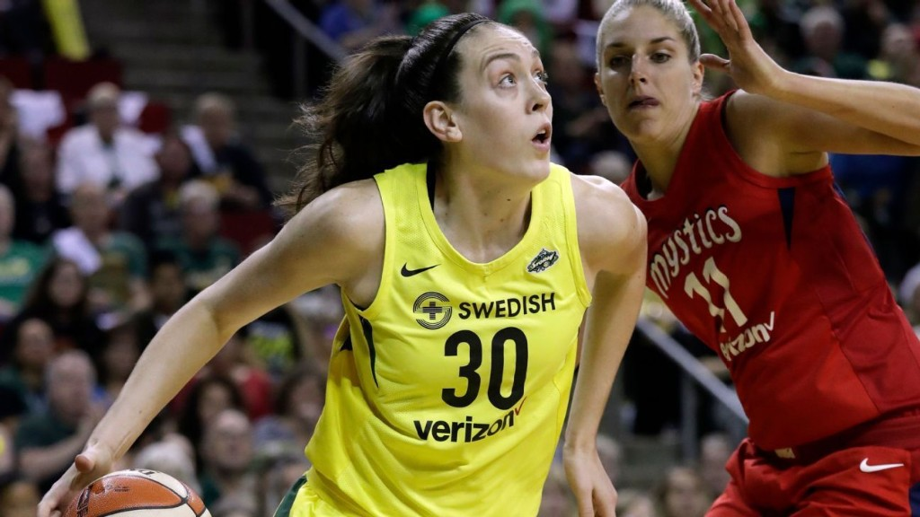 2020 WNBA power rankings: Seattle Storm replace Washington Mystics at No. 1