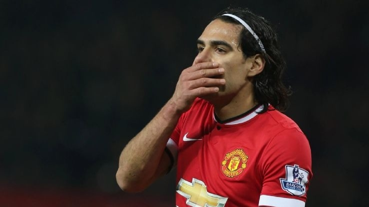 Manchester United have yet to decide on Radamel Falcao future - report