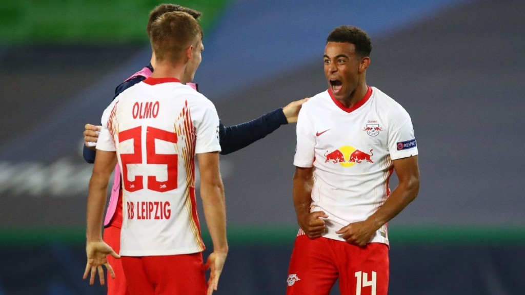 Tyler Adams is RB Leipzig's unlikeliest of heroes to emerge from the shadow of Timo Werner