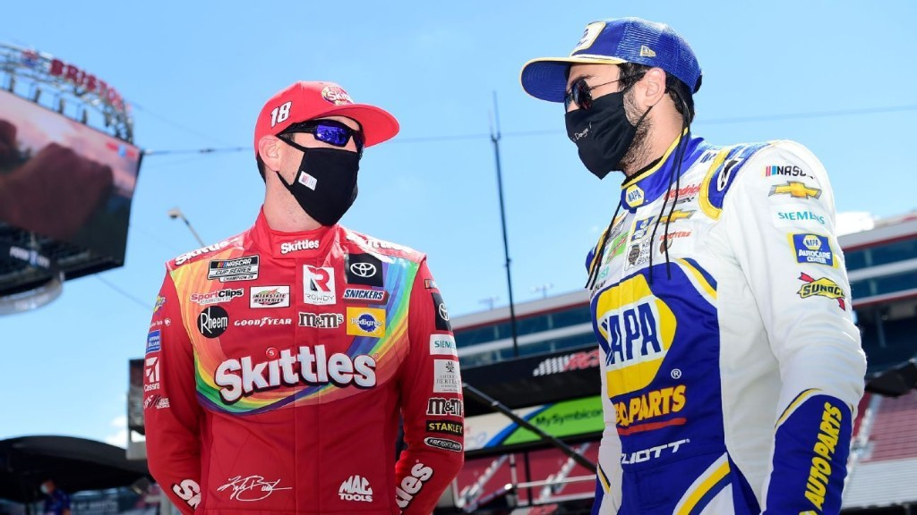 Now comes the real test for NASCAR's return-to-racing plan