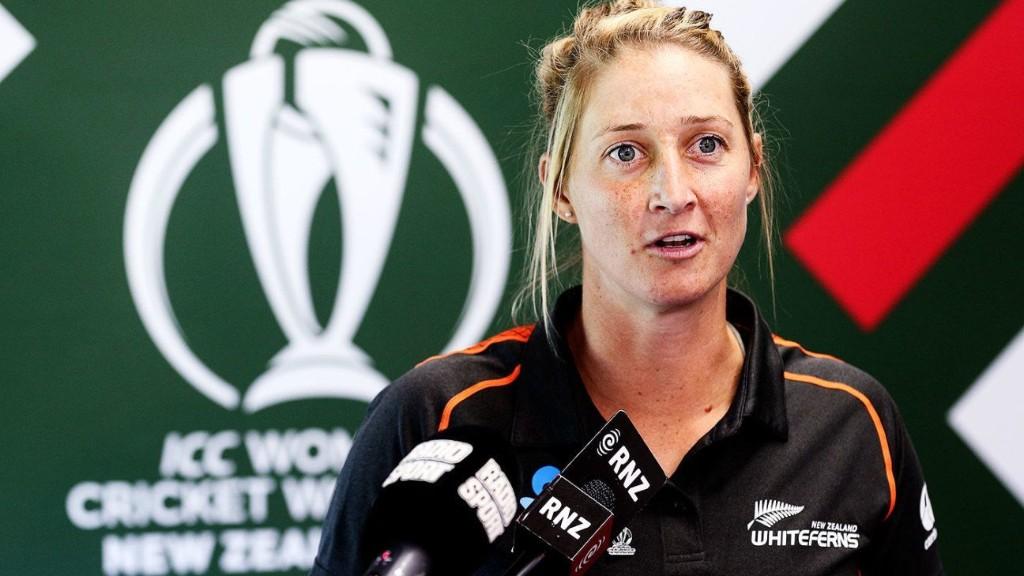 Sophie Devine named permanent New Zealand captain