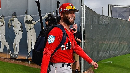 Red Sox's Dustin Pedroia cautious on return from knee injury