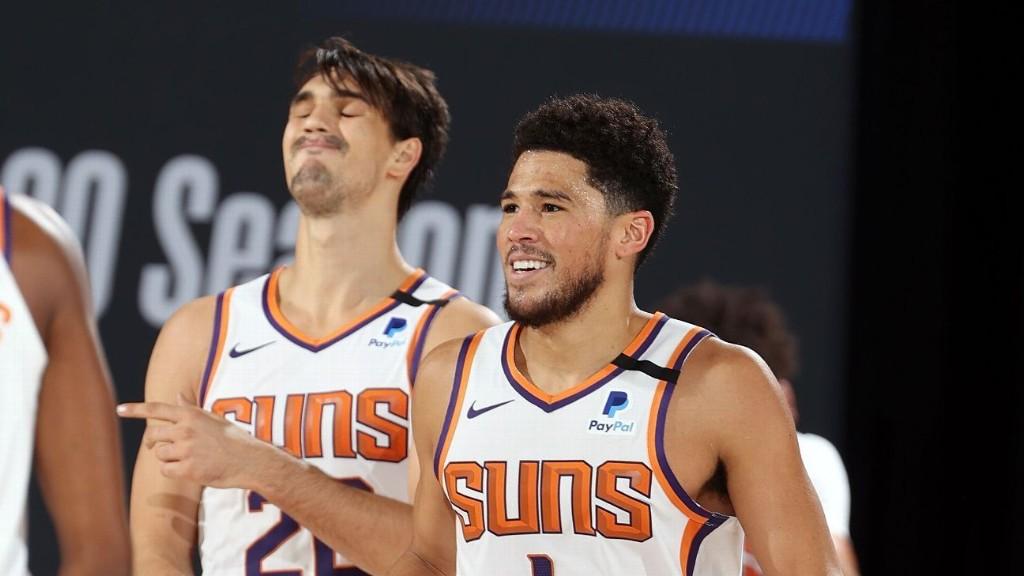 NBA campus intel: The Suns are still streaking