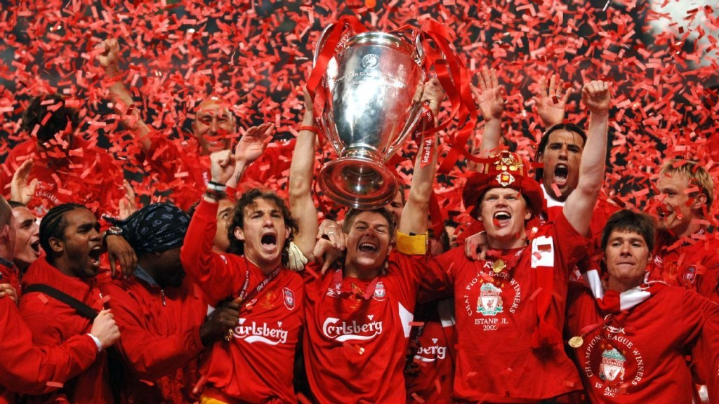 Champions League finals: Is Man United in 1999 or Liverpool in 2005 the most epic?