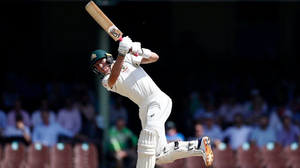 Marnus Labuschagne reflects on the year that changed his life