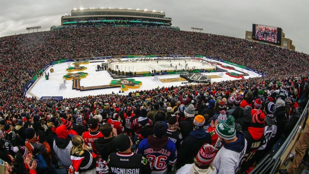 NHL postpones 2021 Winter Classic, All-Star Game