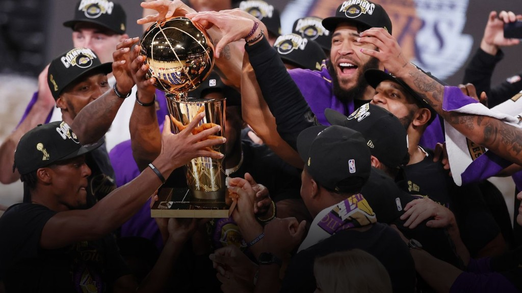 How LeBron James and the Lakers fought heartbreak to win the NBA Finals