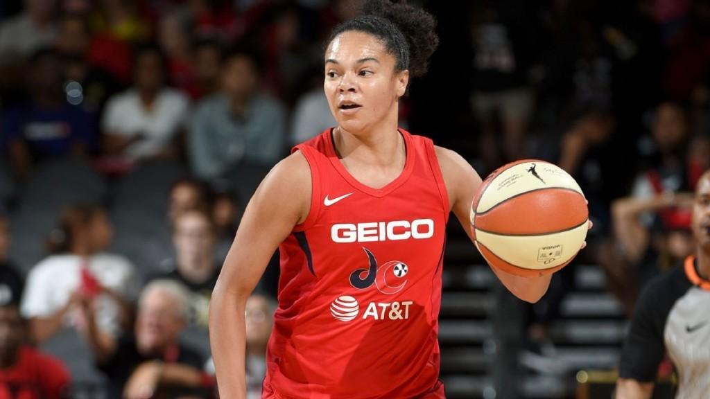 Kristi Toliver helps Washington Mystics return to WNBA Finals
