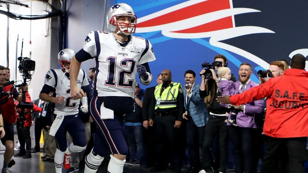 Tom Brady's out of New England, but his kindness leaves lasting impression on this reporter