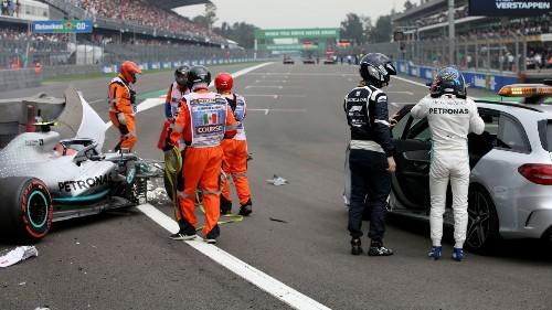 Verstappen summoned to stewards to explain Bottas incident