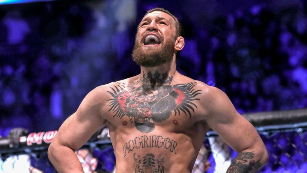 Memorable 2020 UFC moments - Fight Island, Conor McGregor and an emotional return