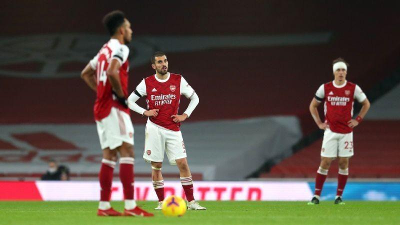 Arsenal vs. Wolverhampton Wanderers - Football Match Summary - November 29, 2020 - ESPN