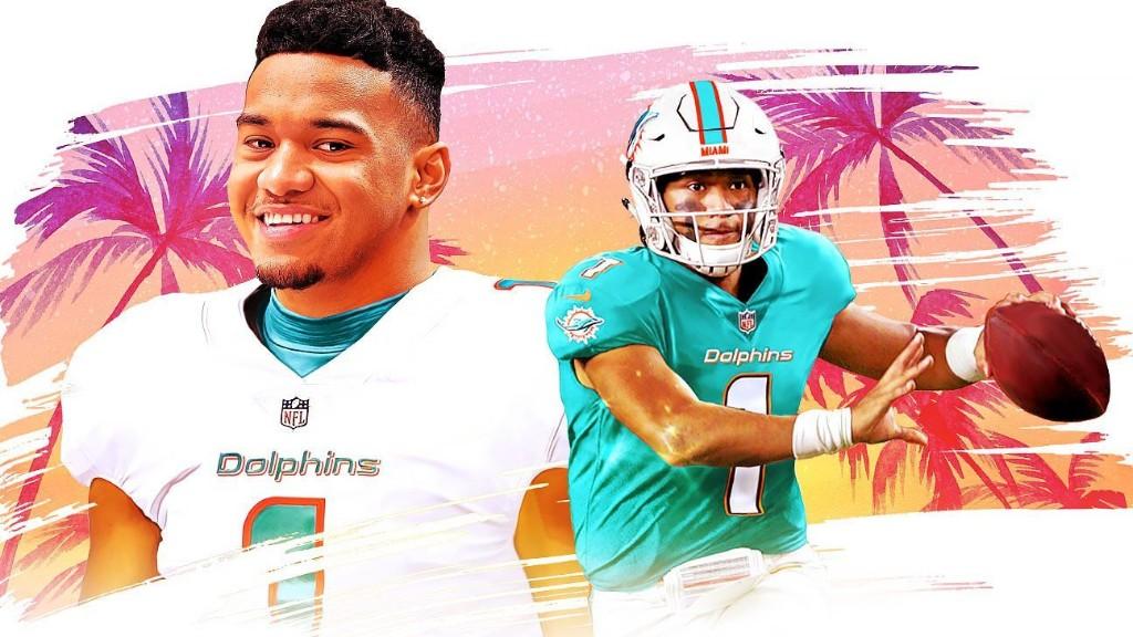 Is Tua Tagovailoa ready to become Miami's biggest star since Dan Marino?