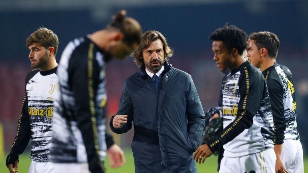 Pirlo's vision for Juventus: Bad news for Ronaldo, midfielders vital