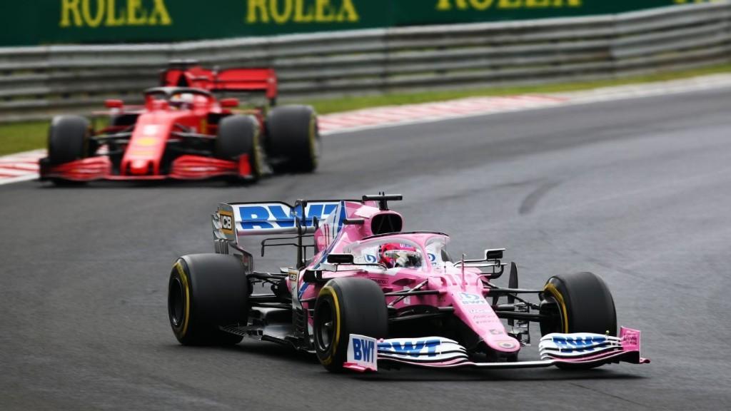 Ferrari, McLaren to appeal Racing Point verdict