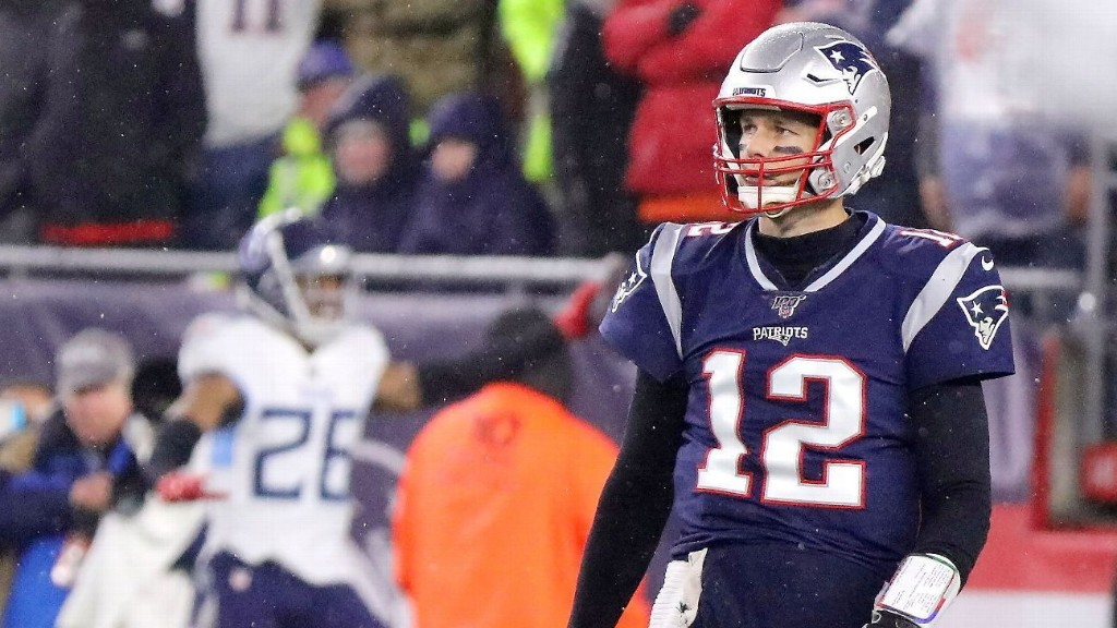 Tom Brady can't leave the Patriots after this loss: Why he should stay
