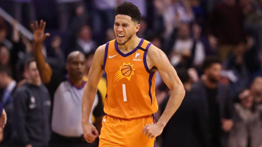 Devin Booker, Andre Drummond to highlight NBA 2K quarterfinals