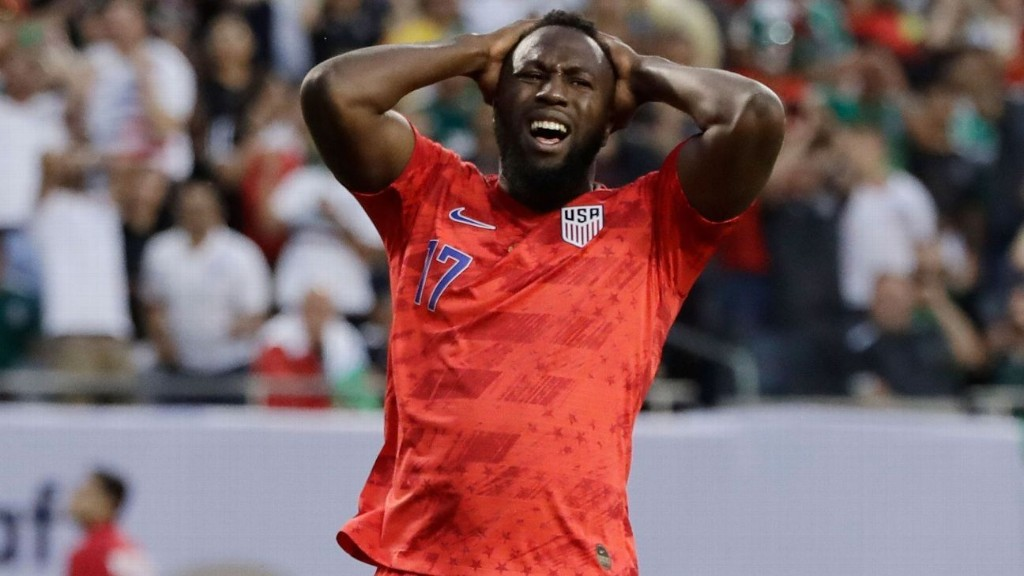 Mexico delivers harsh lessons to the USMNT
