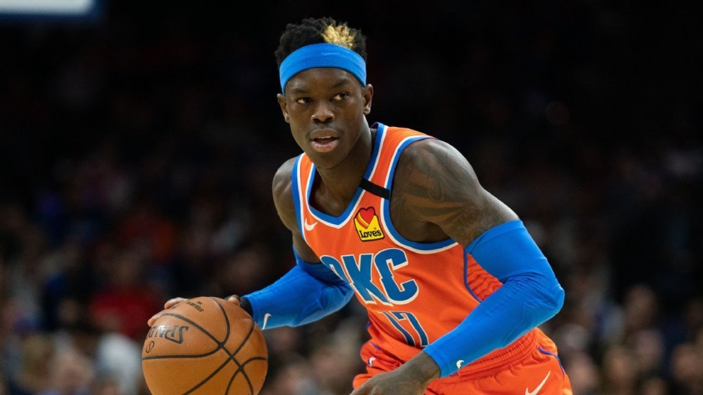 Sources: Los Angeles Lakers intend to acquire Dennis Schroder from Oklahoma City Thunder