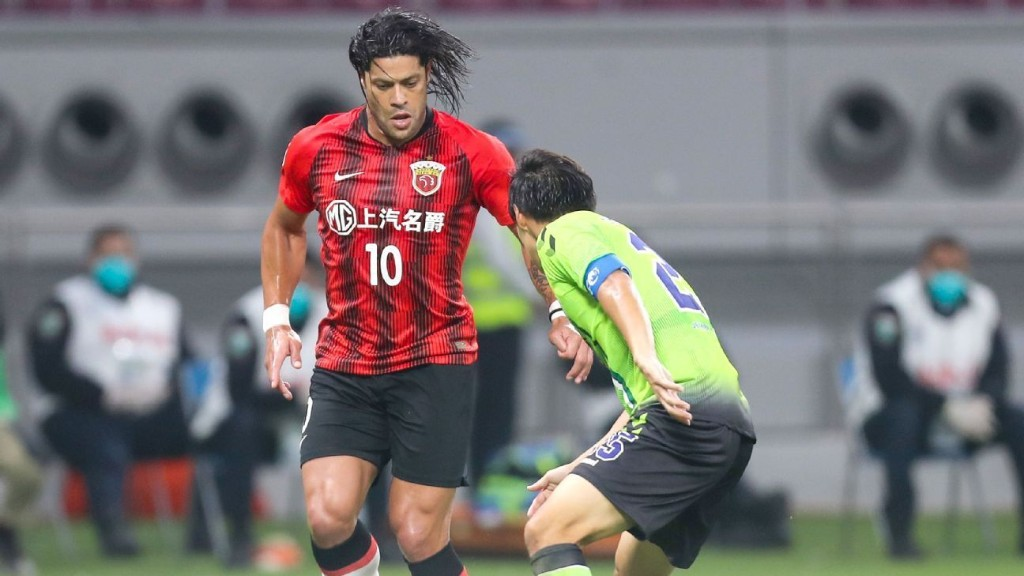 Shanghai SIPG keep rolling as Jeonbuk's struggles continue