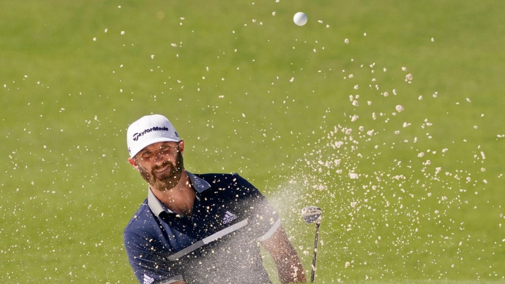 Johnson, DeChambeau, Casey part of Saudi field