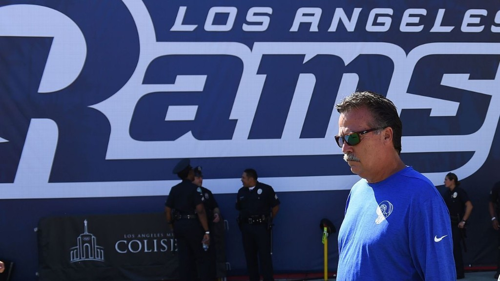 How the Rams overcame the disastrous end of the Jeff Fisher era