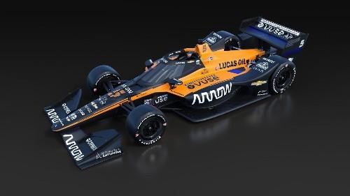 McLaren's 2020 IndyCar entry revealed
