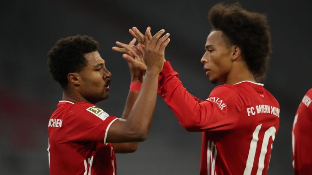 Bayern Munich vs. Schalke 04 - Football Match Report - September 18, 2020 - ESPN