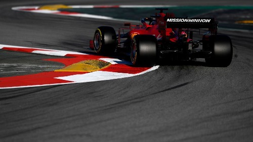 Ferrari's pace keeps F1 guessing