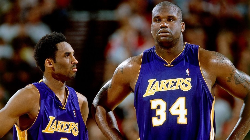 Fistfights, battle lines and Show(boat) time: Inside the Lakers' Kobe-Shaq dynasty