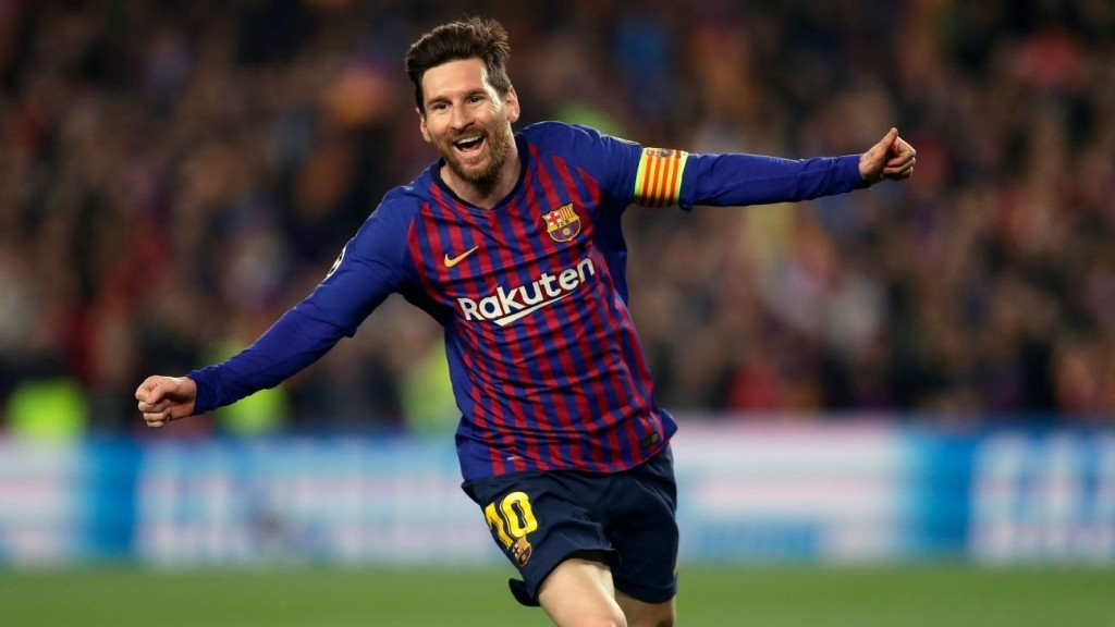Messi's genius is enough for Barcelona to win the Champions League