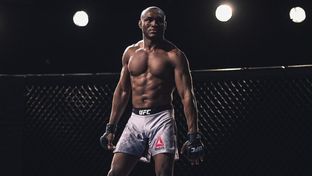 UFC 251 -- The inside story of Kamaru Usman, his father and a Texas prison