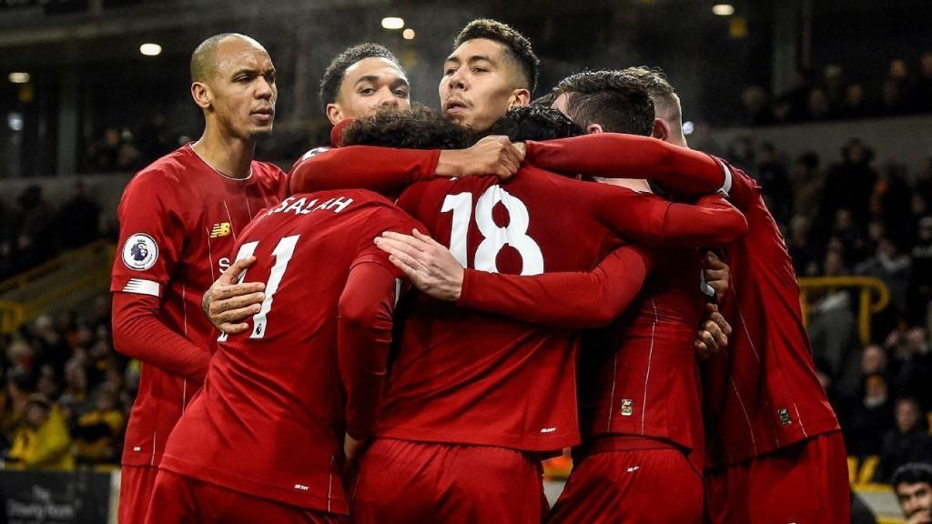 Liverpool 8-6 Man United: Klopp's men are favourite team in Premier League