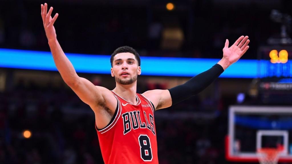 Bulls' LaVine: 'Upsetting' to miss cut for restart