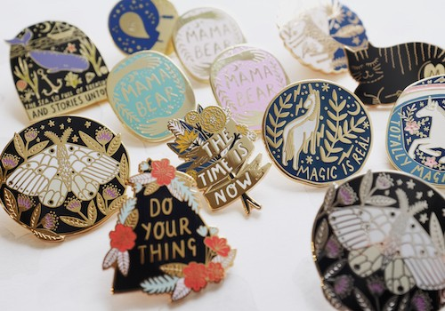 Motivational Art and Accessories From Bonbi Forest