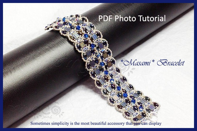 Jewely Tutorials And Patterns - Magazine cover