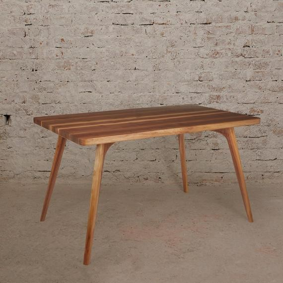 Simple and elegant dining table