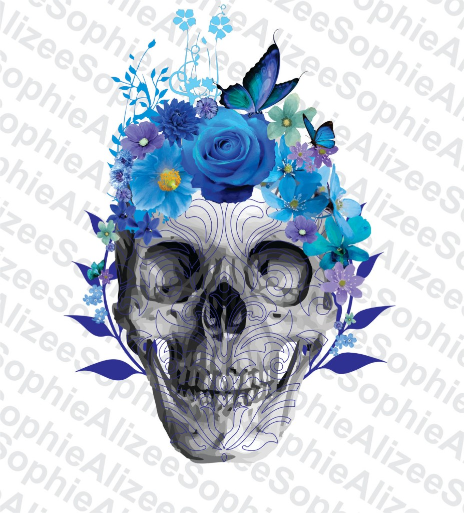Digital Art - Magazine cover