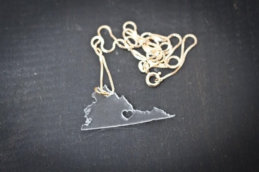 Virginia necklace