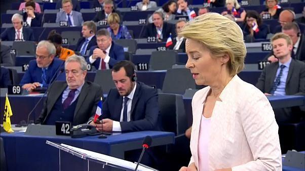 Analysis: How well did Von der Leyen do in her pitch for EU top job?