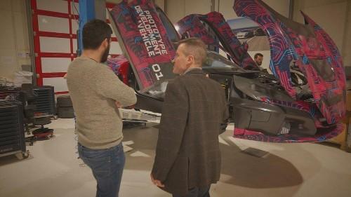 In Kroatien bauen Jungunternehmer Hypersportwagen so schnell wie ICEs