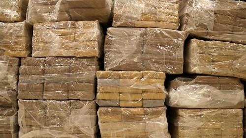 Massive police search on Romania's Black Sea coast after 130 kg of cocaine washes ashore
