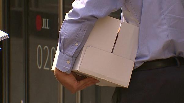 """Jobverluste bei der Deutschen Bank: """"Meine Zugangskarte funktioniert – noch"""""""