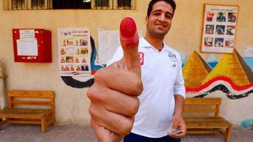 Egyptians vote in referendum on extending president's time in power