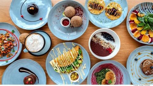 Dubai's best vegan restaurants