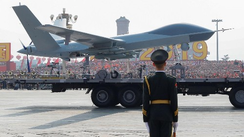 China's stealth drones and hypersonic missiles surpass — and threaten — the U.S. ǀ View