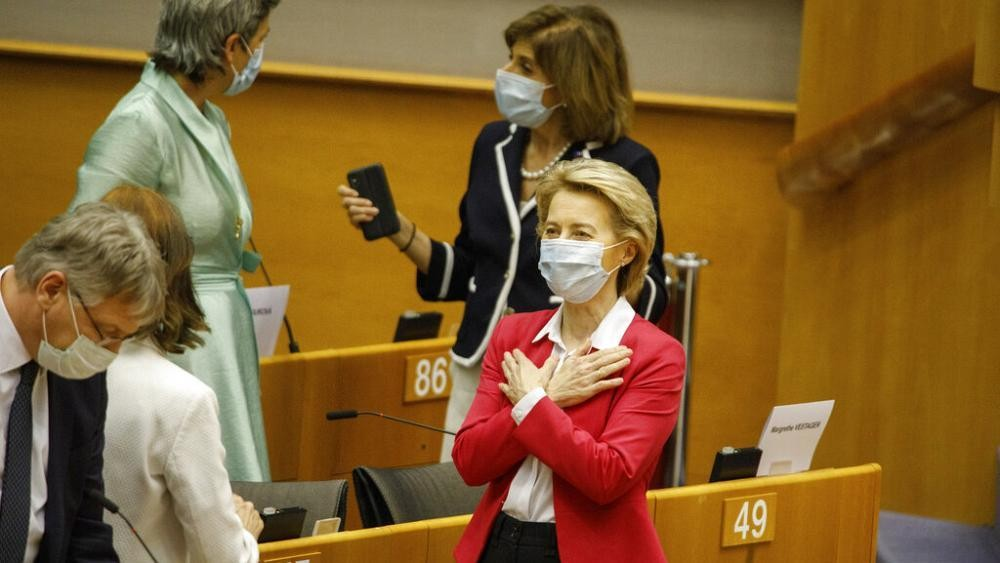 Ursula Von Der Leyen: Europe's next generation will benefit from stimulus package